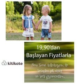 KitiKate broşürdeki Oyuncak ve Bebek dan fırsatlar ( 4 gün kaldı)