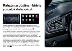 Volkswagen broşürdeki Apple dan fırsatlar ( 11 gün kaldı)