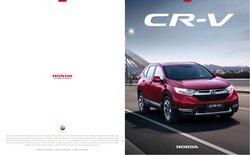 Honda broşürdeki Araba ve Motorsiklet dan fırsatlar ( Uzun geçerlilik)