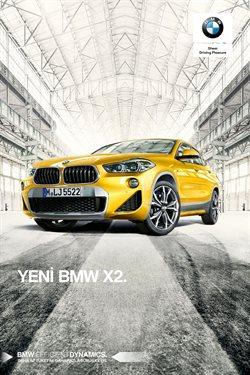 İstanbul BMW kataloğundaki Araba, motorsiklet ve yedek parça fırsatları göster