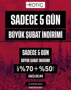 Erzurum Hotiç kataloğu ( Süresi geçmiş )