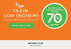 İstanbul broşürdeki Beymendan fırsatlar