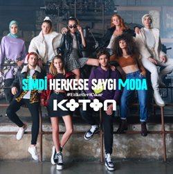 Moda fırsatları Erzurum Koton kataloğu ( 14 gün kaldı )