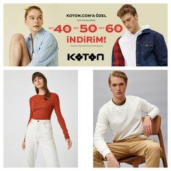Moda fırsatları Gemlik Koton kataloğu ( Bugün son gün )