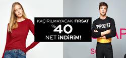 İzmir broşürdeki Kotondan fırsatlar