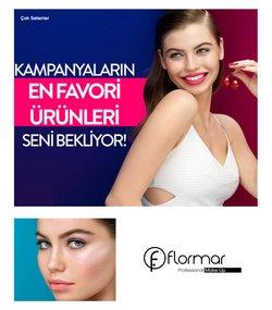Flormar broşürdeki Kozmetik ve Bakım dan fırsatlar ( Dün yayınlandı)