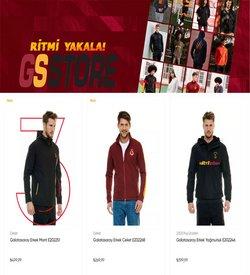 İstanbul GS STORE kataloğu ( Süresi geçmiş )