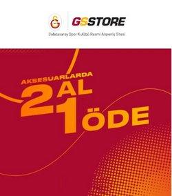 GS STORE broşürdeki Spor dan fırsatlar ( Yarın son gün)