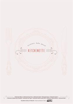 Kitchenette kataloğu ( Uzun geçerlilik )