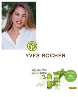 Gebze Yves Rocher kataloğu ( Süresi geçmiş )