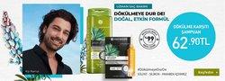 Yves Rocher broşürdeki Kozmetik ve Bakım dan fırsatlar ( 3 gün kaldı)