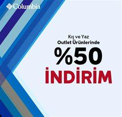Spor fırsatları Ankara Columbia kataloğu ( 11 gün kaldı )