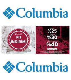 Spor fırsatları İzmit Columbia kataloğu ( Bugün yayınlandı )