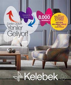 Ev ve Mobilya fırsatları Erzurum Kelebek Mobilya kataloğu ( 11 gün kaldı )
