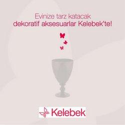 İzmir Kelebek Mobilya kataloğu ( Süresi geçmiş )