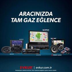 Elektronik ve Beyaz Eşya fırsatları Evkur kataloğu ( 3 gündür yayında )