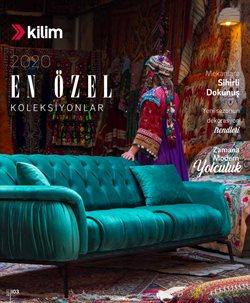 İzmir Kilim Mobilya kataloğu ( Süresi geçmiş )