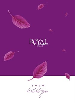 Ereğli (Konya) Royal Halı kataloğu ( Uzun geçerlilik )