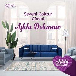 Ev ve Mobilya fırsatları Erzurum Royal Halı kataloğu ( Bugün son gün )