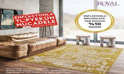 Ankara broşürdeki Royal Halıdan fırsatlar