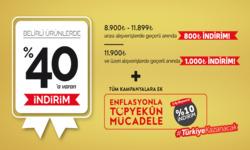 İstanbul broşürdeki İpek Mobilyadan fırsatlar