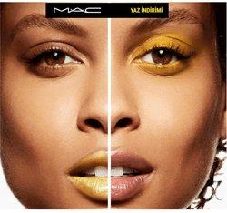 Mac Cosmetics kataloğu ( 3 gün kaldı)