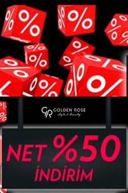 Golden Rose kataloğu ( Süresi geçmiş )
