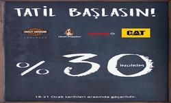 İstanbul broşürdeki Yeşil Kunduradan fırsatlar