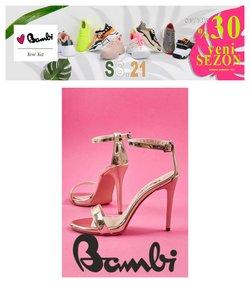 Bambi Ayakkabı kataloğu ( Süresi geçmiş )