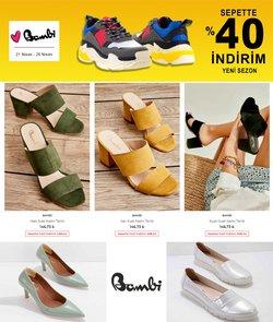 Bambi Ayakkabı kataloğu ( Dün yayınlandı )