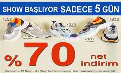 İstanbul broşürdeki Bambi Ayakkabıdan fırsatlar