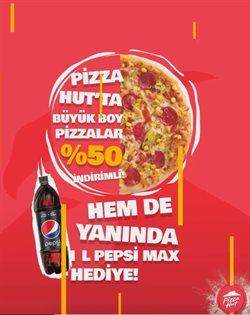 Pizza Hut kataloğu ( Süresi geçmiş )