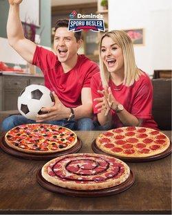 Domino's Pizza broşürdeki Domino's Pizza dan fırsatlar ( Süresi geçmiş)