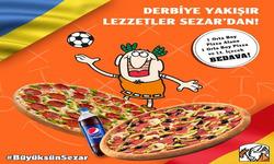 Şanlıurfa broşürdeki Little Caesars Pizzadan fırsatlar