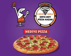 Erzurum Little Caesars Pizza indirim kuponu ( Dün yayınlandı )