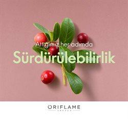 Oriflame kataloğu ( 3 gündür yayında )