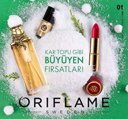 Oriflame broşürdeki Yılbaşı dan fırsatlar ( 10 gün kaldı)