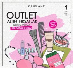 Kozmetik fırsatları İstanbul Oriflame kataloğu ( 16 gün kaldı )