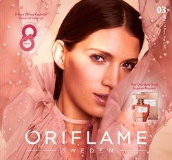 Kozmetik fırsatları Erzurum Oriflame kataloğu ( 25 gün kaldı )