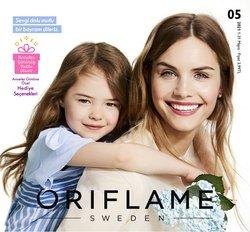 Kozmetik fırsatları İnegöl Oriflame kataloğu ( Uzun geçerlilik )