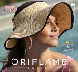 Oriflame broşürdeki Kozmetik ve Bakım dan fırsatlar ( 6 gün kaldı)