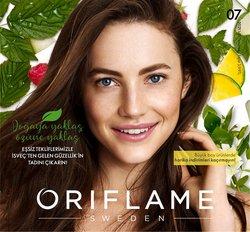 Oriflame broşürdeki Kozmetik ve Bakım dan fırsatlar ( Uzun geçerlilik)
