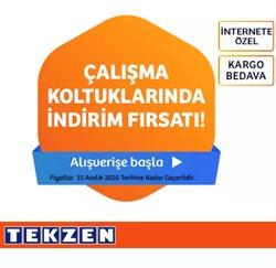 Ankara Tekzen kataloğu ( Süresi geçmiş )