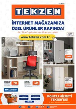 Yapı Market, Oto ve Bahçe fırsatları İstanbul Tekzen kataloğu ( 11 gün kaldı )