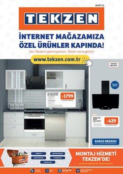 İstanbul Tekzen kataloğu ( Süresi geçmiş )