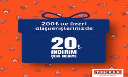 İzmir broşürdeki Tekzendan fırsatlar