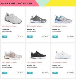 İstanbul Ayakkabı Dünyası kataloğu ( Süresi geçmiş )