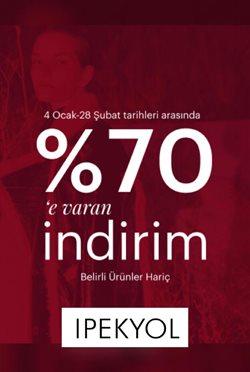 İzmir İpekyol kataloğu ( Dün yayınlandı )