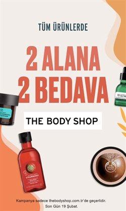 Gebze The Body Shop kataloğu ( Süresi geçmiş )