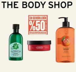 The Body Shop kataloğu ( Yarın son gün)